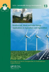 Omslag - Geothermal, Wind and Solar Energy Applications in Agriculture and Aquaculture
