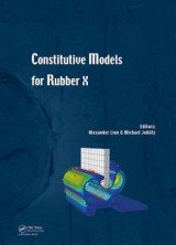 Omslag - Constitutive Models for Rubber X