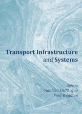 Omslag - Transport Infrastructure and Systems