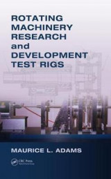 Omslag - Rotating Machinery Research and Development Test Rigs