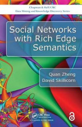 Omslag - Social Networks with Rich Edge Semantics