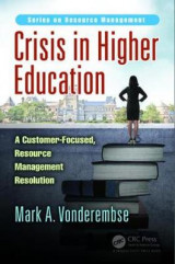 Omslag - Crisis in Higher Education