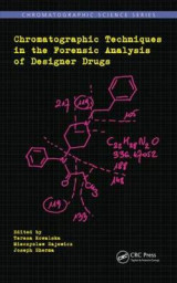 Omslag - Chromatographic Techniques in the Forensic Analysis of Designer Drugs