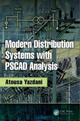 Omslag - Modern Distribution Systems with PSCAD Analysis