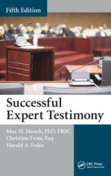 Omslag - Successful Expert Testimony, Fifth Edition