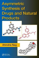 Omslag - Asymmetric Synthesis of Drugs and Natural Products