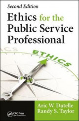 Omslag - Ethics for the Public Service Professional