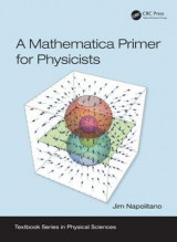 Omslag - A Mathematica Primer for Physicists