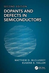 Omslag - Dopants and Defects in Semiconductors, Second Edition