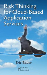 Omslag - Risk Thinking for Cloud-Based Application Services