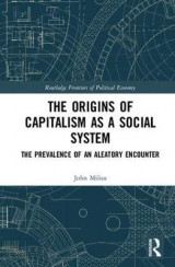 Omslag - The Origins of Capitalism as a Social System