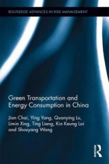 Omslag - Green Transportation and Energy Consumption in China