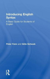 Omslag - Introducing English Syntax