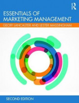 Omslag - Essentials of Marketing Management