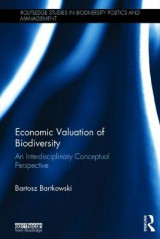 Omslag - Economic Valuation of Biodiversity