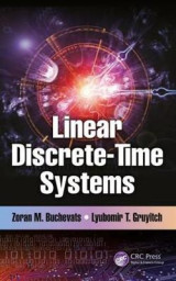 Omslag - Linear Discrete-Time Systems