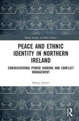 Omslag - Peace and Ethnic Identity in Northern Ireland