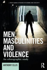 Omslag - Men, Masculinities and Violence