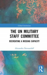 Omslag - The UN Military Staff Committee