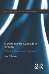 Omslag - Gender and the Genocide in Rwanda