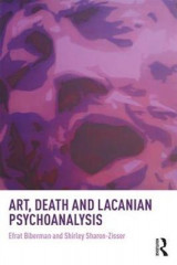 Omslag - Art, Death and Lacanian Psychoanalysis