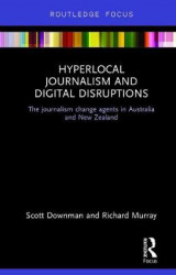 Omslag - Hyperlocal Journalism and Digital Disruptions