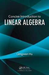Omslag - Concise Introduction to Linear Algebra
