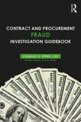 Omslag - Contract and Procurement Fraud Investigation Guidebook