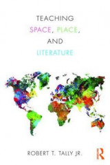 Omslag - Teaching Space, Place, and Literature