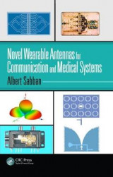 Omslag - Novel Wearable Antennas for Communication and Medical Systems