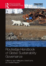 Omslag - Routledge Handbook of Global Sustainability Governance