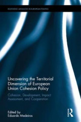 Omslag - Uncovering the Territorial Dimension of European Union Cohesion Policy