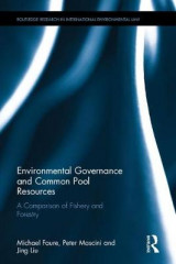 Omslag - Environmental Governance and Common Pool Resources