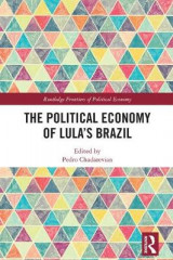Omslag - The Political Economy of Lula's Brazil