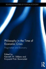 Omslag - Philosophy in the Time of Economic Crisis