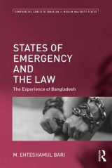 Omslag - States of Emergency and the Law