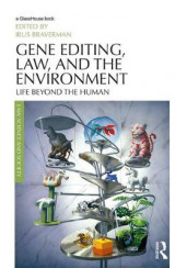 Omslag - Gene Editing, Law, and the Environment