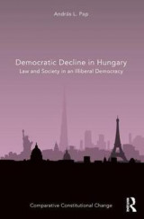 Omslag - Democratic Decline in Hungary