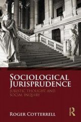 Omslag - Sociological Jurisprudence