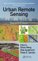 Omslag - Urban Remote Sensing, Second Edition