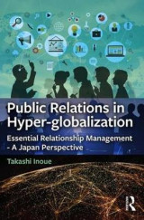 Omslag - Public Relations in Hyper-globalization