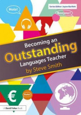 Omslag - Becoming an Outstanding Languages Teacher