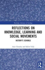 Omslag - Reflections on Knowledge, Learning and Social Movements