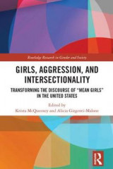 Omslag - Girls, Aggression, and Intersectionality