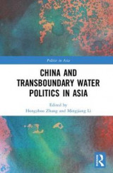 Omslag - China and Transboundary Water Politics in Asia