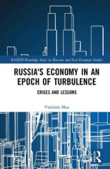 Omslag - Russia's Economy in an Epoch of Turbulence