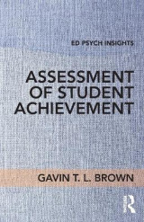 Omslag - Assessment of Student Achievement