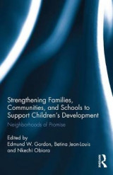 Omslag - Strengthening Families, Communities, and Schools to Support Children's Development