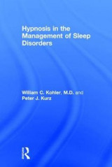 Omslag - Hypnosis in the Management of Sleep Disorders
