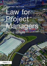 Omslag - Law for Project Managers